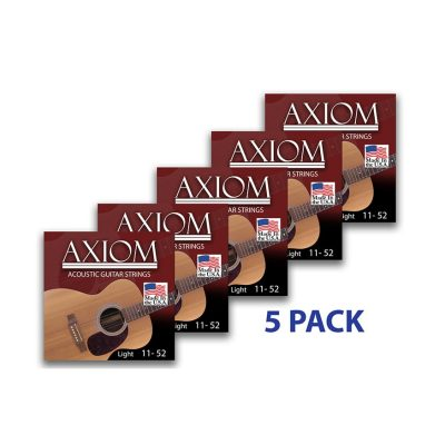 bulk acoustic strings