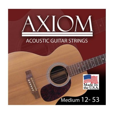 medium guitar strings