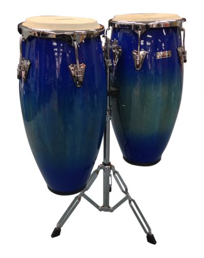 Conga Drums Blue