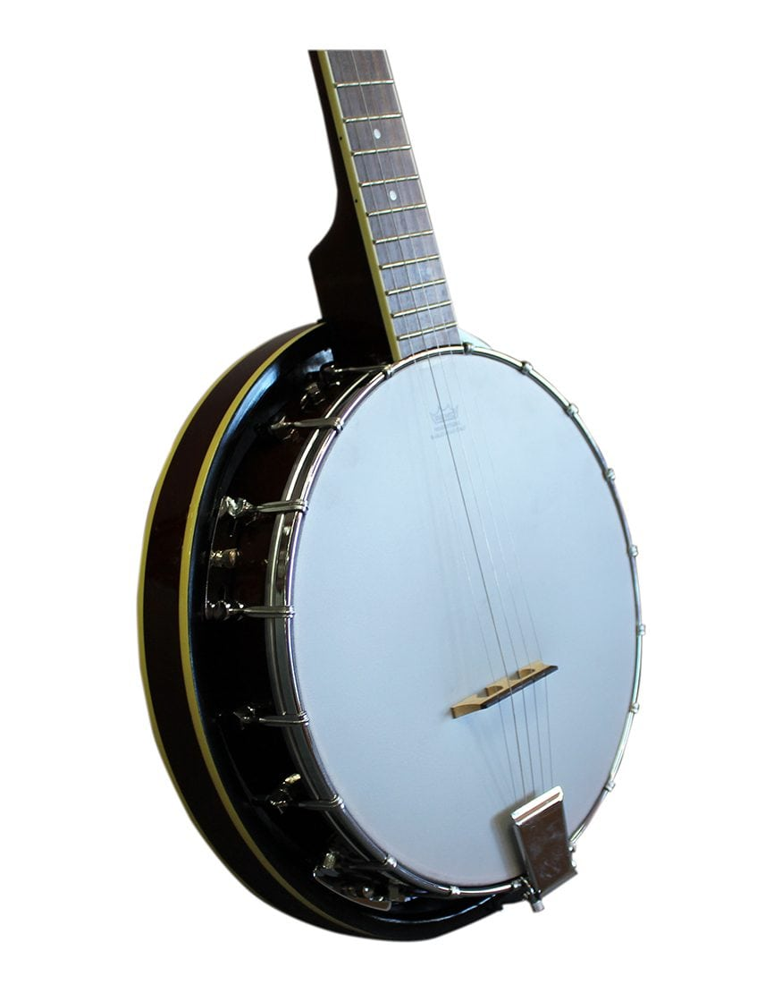 Banjo For Beginners - Axiom 5 String Banjo - Buy Direct!