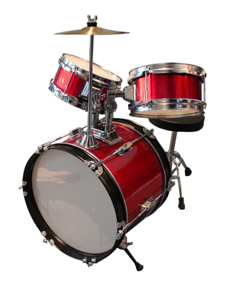 Childrens Drums Axiom Kids Drum Kit Buy Direct And Save 1 Set Red
