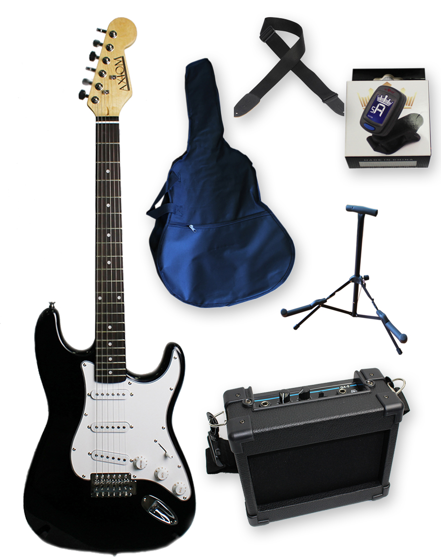 electric guitar pack axiom discovery buy direct and save. Black Bedroom Furniture Sets. Home Design Ideas